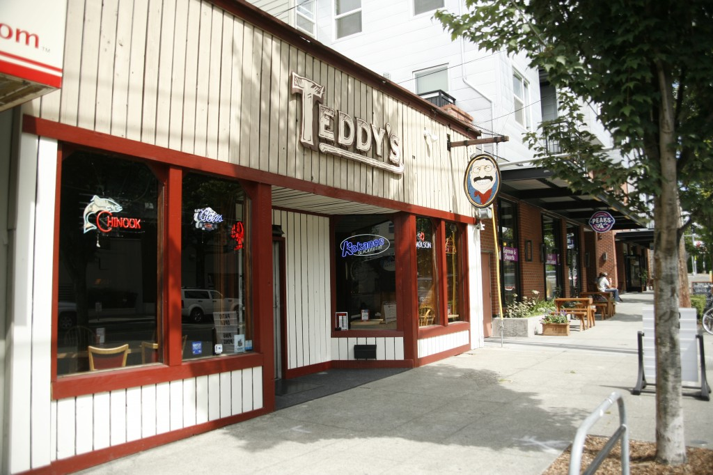 Teddy\'s Tavern Seattle